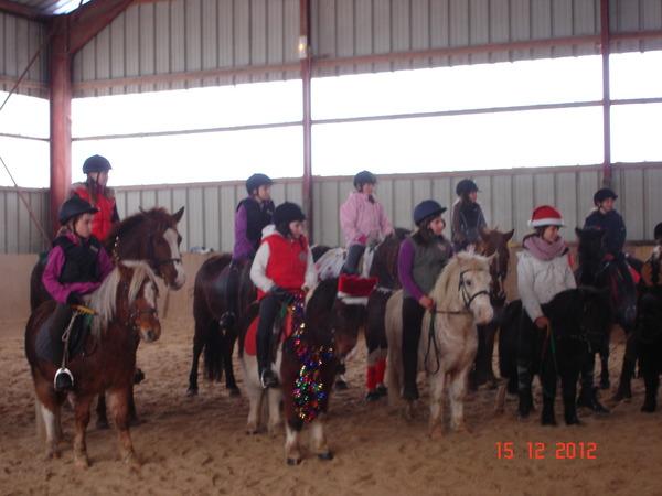 centre equestre thones